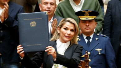 """Photo of Nuevas elecciones en Bolivia, """"maquillaje"""" al golpe de Estado: Gabriela Montaño, ex ministra de Evo"""