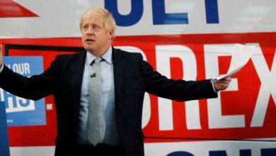 Reino Unido estará fuera de la UE el 31 de enero: Johnson