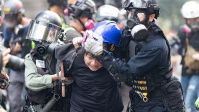 Photo of Trump alardea de su rol en frenar la represión en Hong Kong
