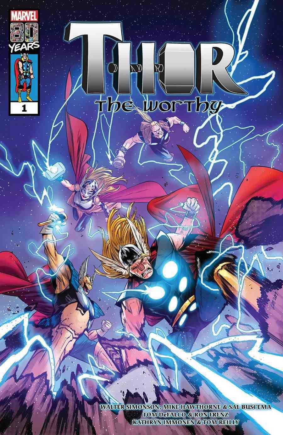 Thor el digno # 1