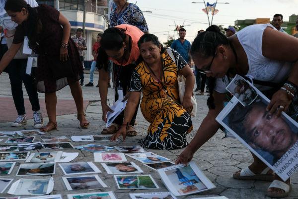 Acaba Caravana de Madres de Migrantes Desaparecidos; se rencuentran 6 familias 3
