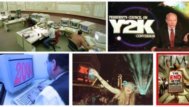 """Photo of 'Aquí vamos. El caos está comenzando """": una historia oral de Y2K"""