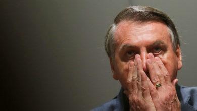 Bolsonaro revela que podría padecer cáncer de piel