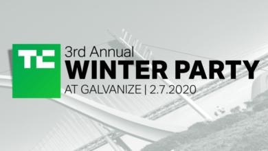 Photo of Compre sus boletos para la tercera fiesta anual de invierno TechCrunch