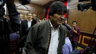 Desde Argentina, Evo Morales reitera que no hubo fraude en Bolivia