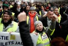 Francia enfrenta su quinto día de huelga contra reforma de pensiones