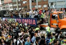 Miles de personas se sumaron a 'Un canto por Colombia', el concierto del paro | Video