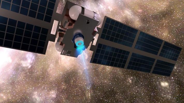Orbion se asocia con el Departamento de Defensa de EE. UU. En tecnología de propulsión satelital pequeña