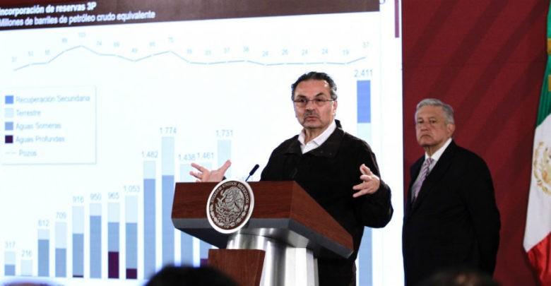 Pemex prevé cerrar el año con un millón 778 mil barriles 1