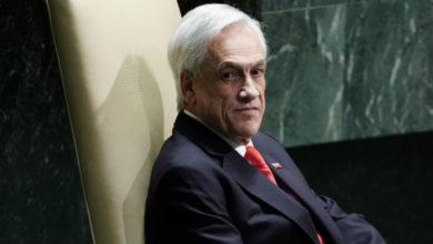 Piñera cancela viaje a Argentina por la desaparición del avión militar chileno