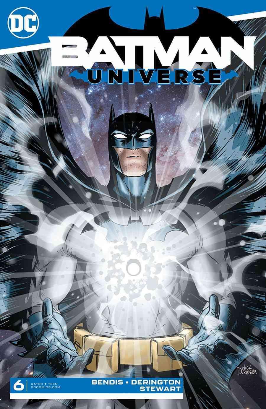 Batman Universe # 6