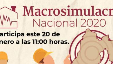 Photo of ¡Recuerda! Este lunes habrá macrosimulacro nacional
