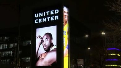 Photo of Chicago Bulls y sus fans rinden sentido tributo a Kobe Bryant