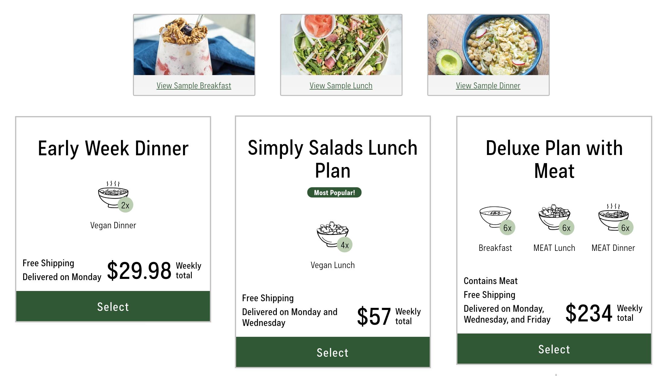 El piloto automático de dieta Thistle recauda $ 5 millones para suscripciones de alimentos saludables 5
