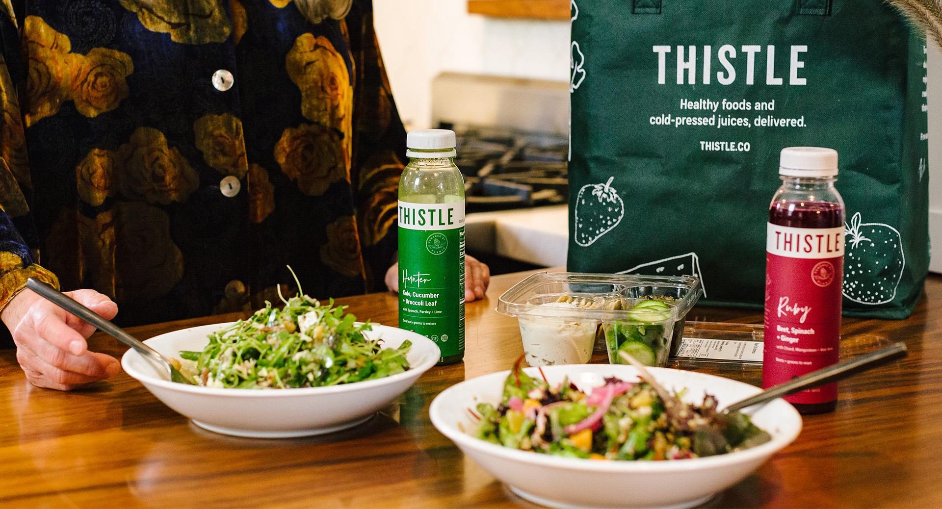 El piloto automático de dieta Thistle recauda $ 5 millones para suscripciones de alimentos saludables 4