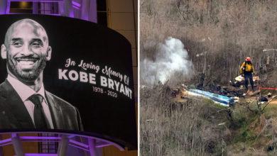 Photo of Antes de la tragedia: la última llamada desde el helicóptero de Kobe Bryant