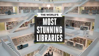 Photo of Arquitectónicamente limitado: 20 de las bibliotecas más impresionantes del mundo