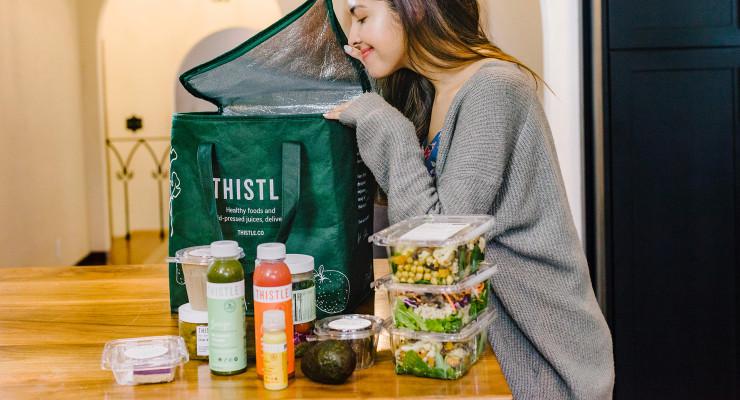 El piloto automático de dieta Thistle recauda $ 5 millones para suscripciones de alimentos saludables
