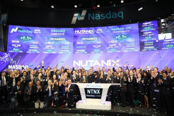 Los ejecutivos de Nutanix discuten cómo construyeron su cubierta de roadshow IPO 2016