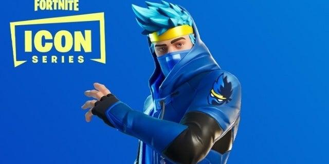 Ninja's Fortnite Skin ahora disponible 1