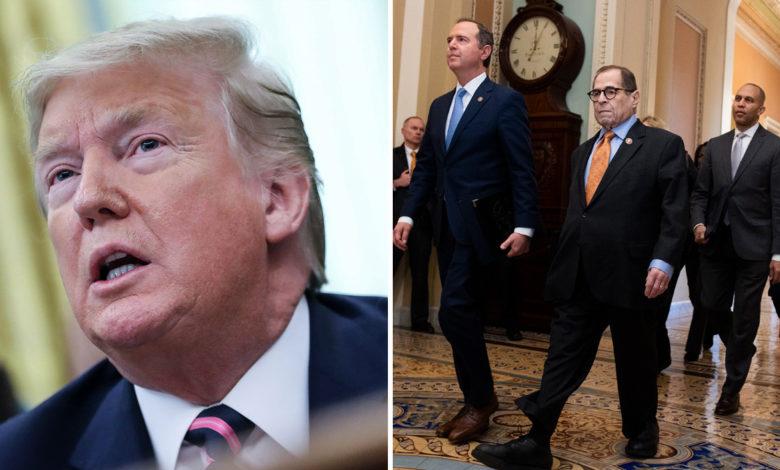 Paso a paso: cómo será el proceso para enjuiciar al presidente Trump 1