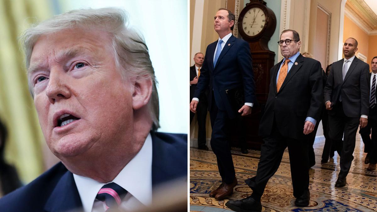 Paso a paso: cómo será el proceso para enjuiciar al presidente Trump 2