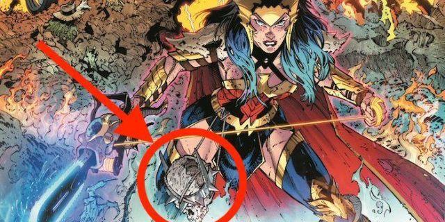 ¿DC reveló en secreto la muerte de Batman Who Laughs? 1