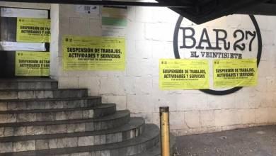 Photo of ¿La Unión Tepito en el Pedregal?… Ya clausuraron el Bar 27 tras riña y ataque contra jóvenes