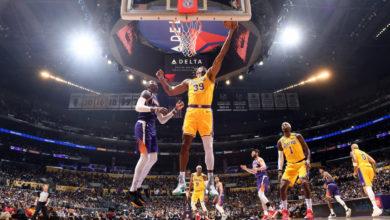 Photo of Rondo y Davis mantienen ganadores a Lakers