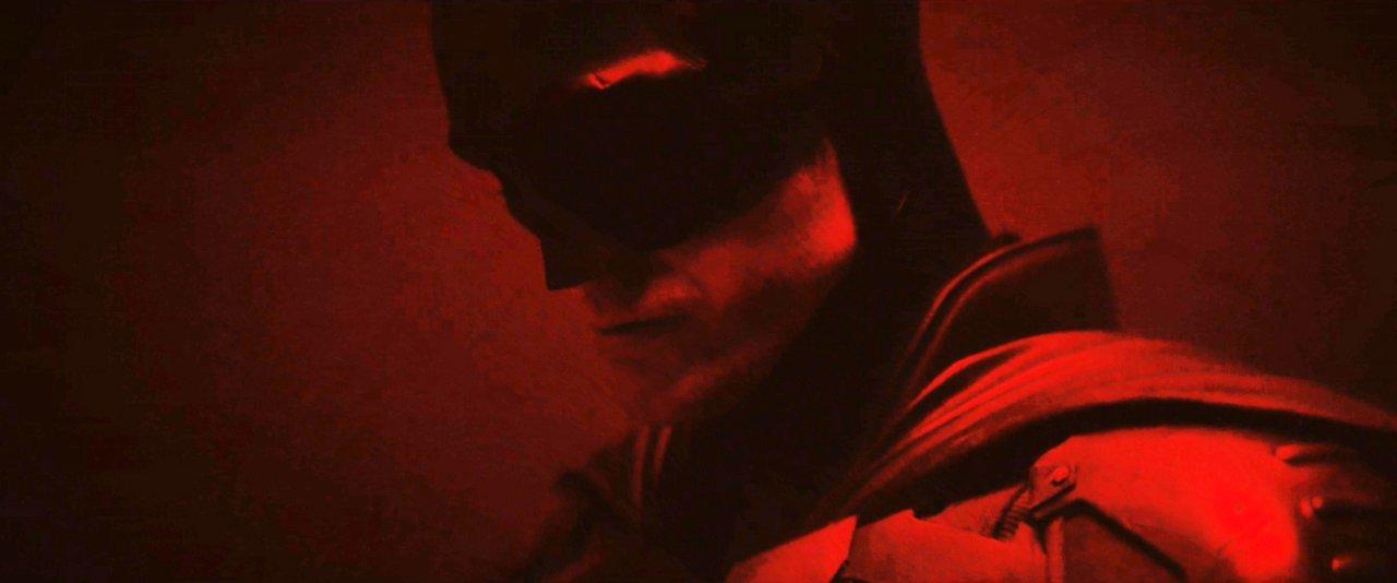 El primer traje de Batman se iluminó 1