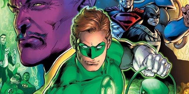 DC anuncia especial de 80 aniversario de Green Lantern 1
