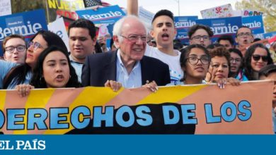 Photo of La maquinaria electoral de Bernie Sanders entre los latinos le impulsa en las primarias de Nevada