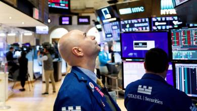 Photo of El coronavirus asusta a los inversionistas y Wall Street cae en picada
