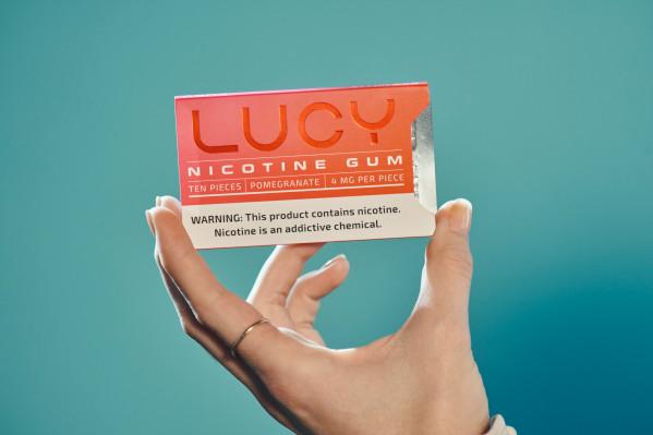 Con canela, fruta y chicle de nicotina con sabor a menta, ¿es Lucy Goods de Los Ángeles el próximo Juul?