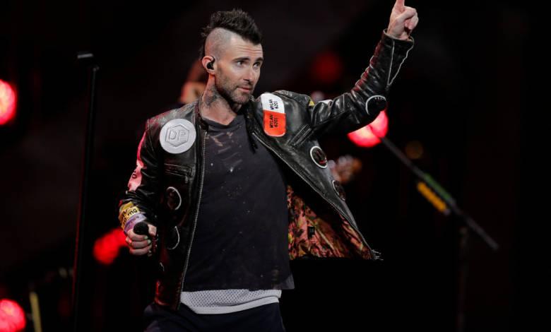 Photo of Adam Levine, cantante de Maroon 5, se disculpa tras berrinche en Viña del Mar