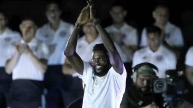 Photo of Adebayor debuta en Olimpia en el clásico ante Cerro Porteño