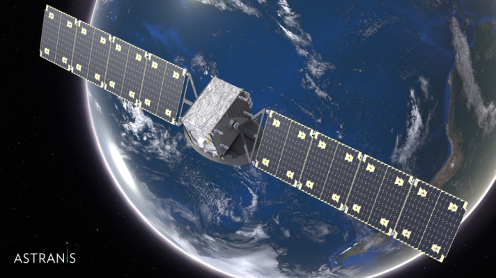 Astranis recauda $ 90 millones para su servicio de Internet de banda ancha satelital de próxima generación
