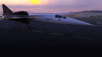 "Photo of Boom dice que su programa de prueba de aviones supersónicos XB-1 será ""totalmente neutral en carbono"""
