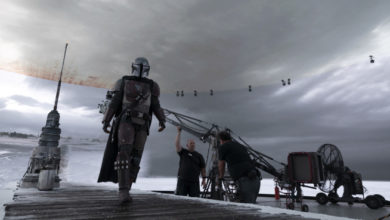 Cómo 'The Mandalorian' e ILM reinventaron invisiblemente la producción cinematográfica y televisiva