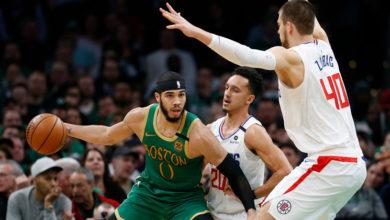 Photo of Celtics ganan a los Clippers en 2 prórrogas