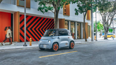 Photo of Citroën presenta un EV de dos asientos que cuesta € 19.99 al mes