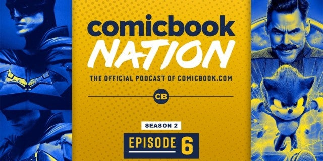 ComicBook Nation Episodio 02x06 - The Batman New Costume & Sonic The Hedgehog Review 1