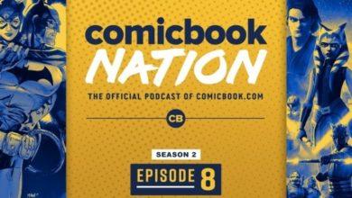 Photo of ComicBook Nation Episodio 02×08: Batman Catwoman Pregnancy & Star Wars: Clone Wars Review
