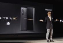Photo of Daily Crunch: Sony presenta su primer teléfono inteligente 5G