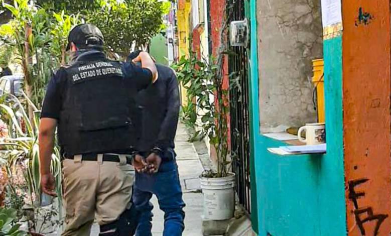 """Photo of Detiene FGE a """"El Bola"""" y """"El Luky"""", por narcomenudeo en San Juan Río"""