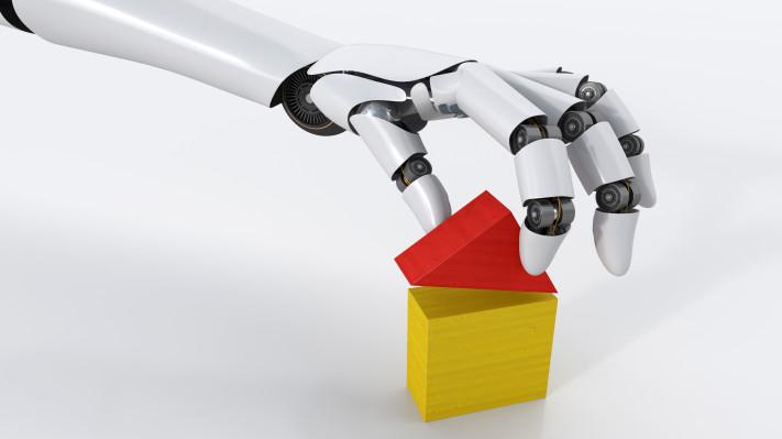 Donde los principales VCs están invirtiendo en robótica de construcción