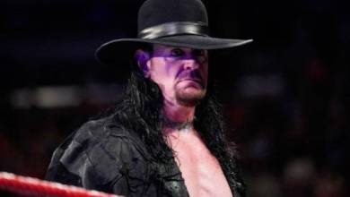 Photo of El video arruina la llegada de The Undertaker a Arabia Saudita para WWE Super ShowDown