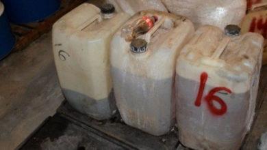 Photo of FGR destruye más de 20 mil litros de precursores químicos en Sinaloa