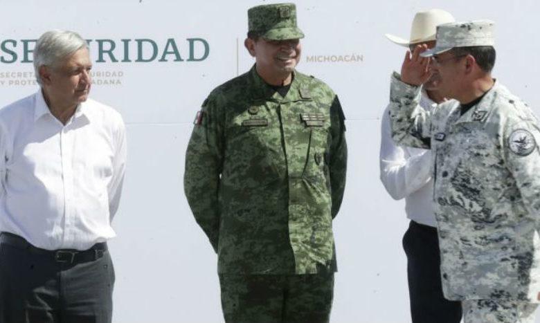 Integridad y rechazo a la corrupción, pide AMLO a la Guardia Nacional 1