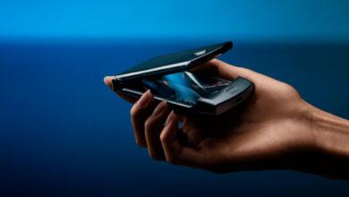 Photo of Intentar doblar el Razr de Motorola 100,000 veces no va muy bien